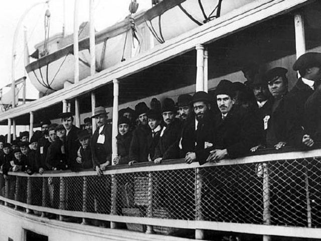 Emergency Quota Act of 1921/Immigration Act opf 1924