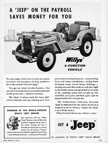 Invention of the Jeep