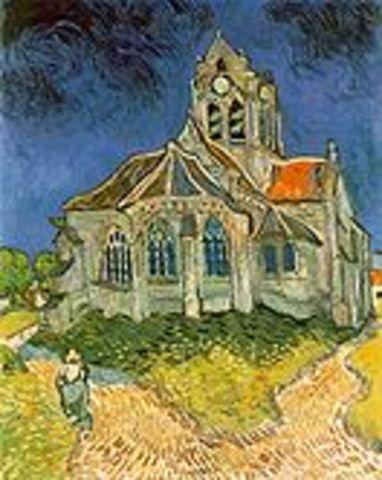 Saint-Remy works