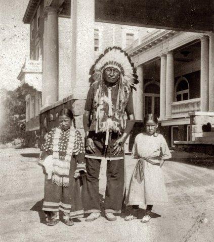 Native American Exodus