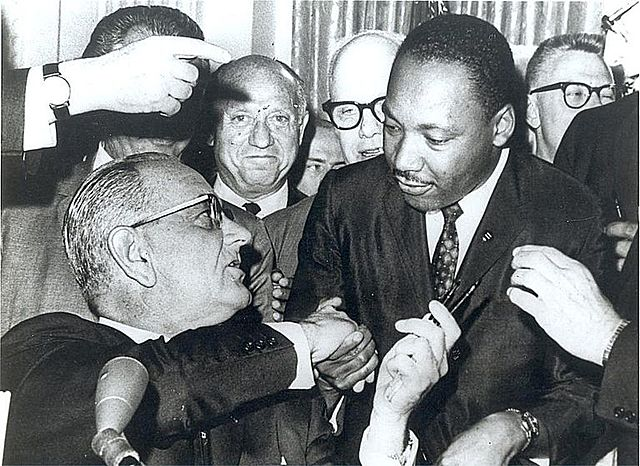 Loven om borgerrettigheter av 1964