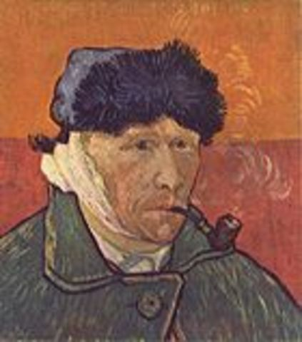 Gauguin and van Gogh's Falling Out