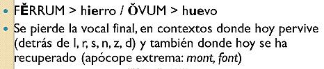 ETAPA DEL ESPAÑOL ALFONSÍ: Consecuencias de carácter lingüístico.