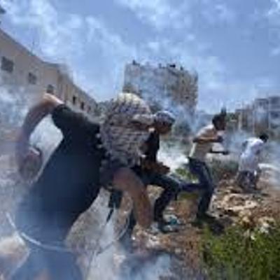 palestina konflikten timeline