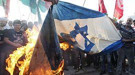 Tidslinje over Israel-Palestina konflikten timeline