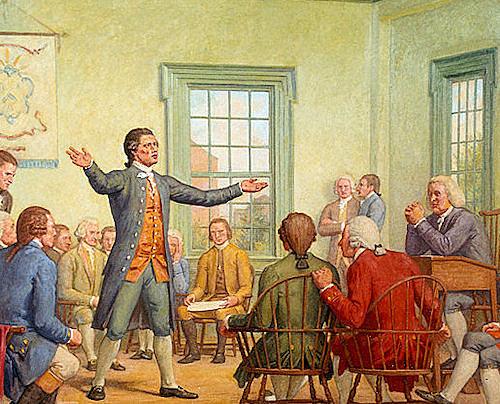 First Continental Congress (The First Meeting)