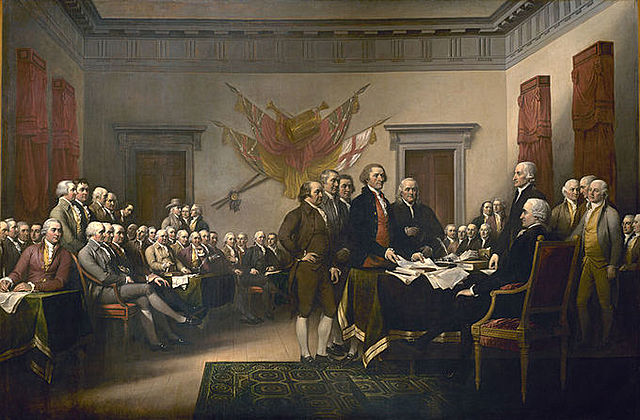 The Second Continental Congress (The 2nd meeting)