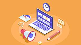 La Historia Del Marketing timeline