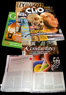 Surgen Las Revistas