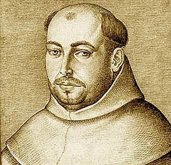 San Juan de la Cruz escribe Llama de amor vivo