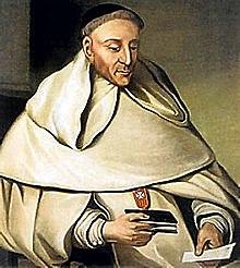 Tirso de Molina representa El Burlador de Sevilla y convidado de piedra.