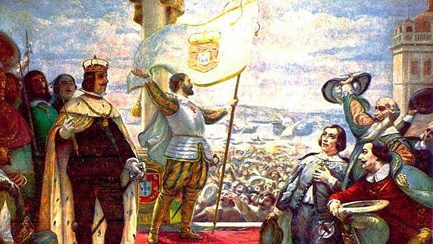 Independencia de Portugal.