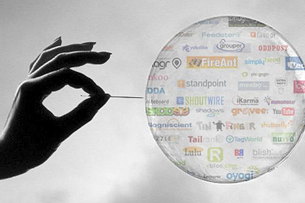 Estalla La Burbuja Punto Com