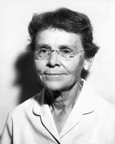 Barbara Mcclintock (1902-1992), pioneer in plant genetics