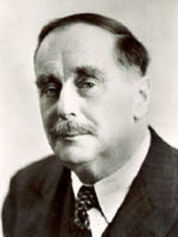 """George Wells Beadle (1903-1989),""""one gene, one protein"""""""