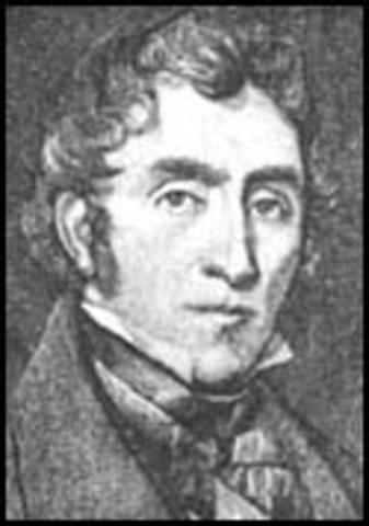 Benjamin Lundy begins publishing the Genius of Universal Emancipation