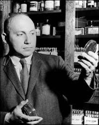 Joshua Lederberg (1925)