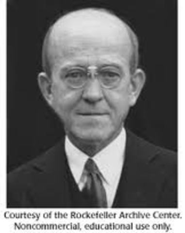 Oswald Theodore Avery (1877- 1955)