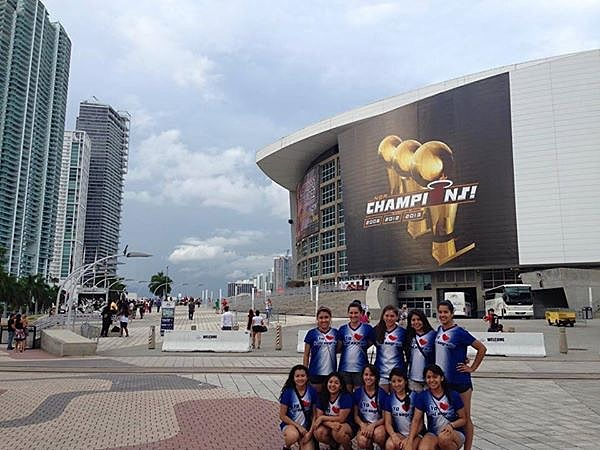 Visita Al Estadio de Miami Heat