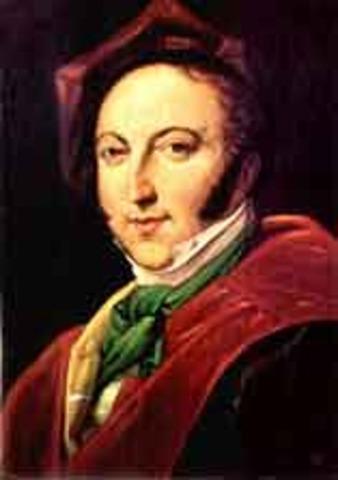 Gioachino Rossini (1792- 1868)