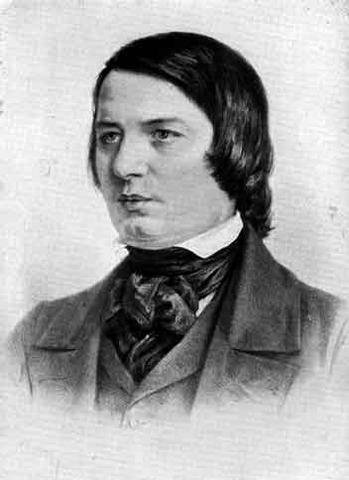 Robert Schumann (1810- 1856)