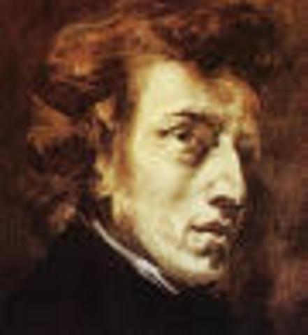 Frederic Chopin (1810- 1849)