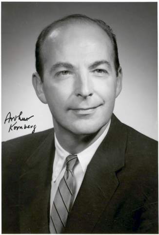 Arthur Kornberg (1918)