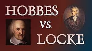 Hobbes and Locke