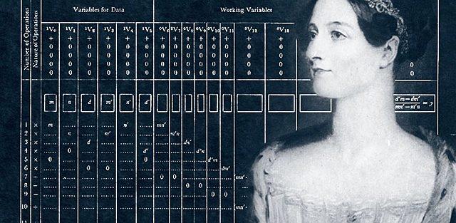 Augusta Ada King, 1ª mulher programadora
