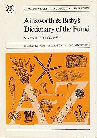 Clasificación de este último reino en la VII edición del Dictionary of the Fungi