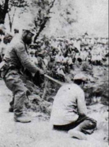 "Japanese invade Manchuria/""Rape of Nanking"""