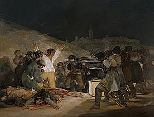 Guerra de la Independencia Española.