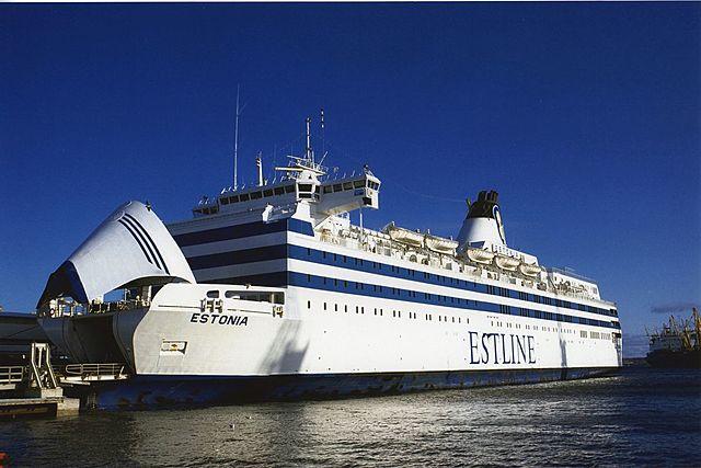 Estonia katastroof
