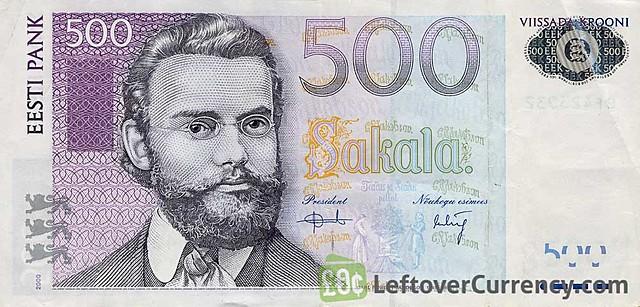 Eesti kroon