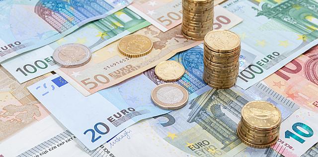 Euro kastusele võtt
