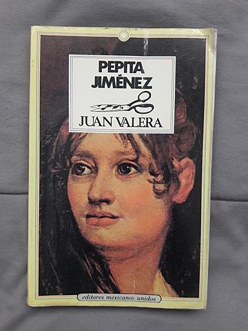 Juan Valera publica Pepita Jiménez.