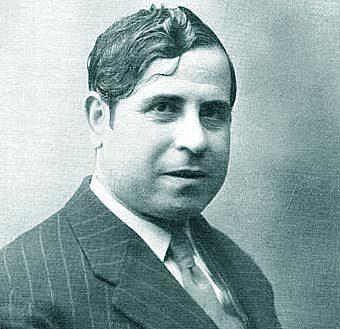 Ramón Gómez de la Serna crea la greguería