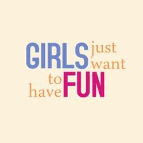 First Girls Weekend