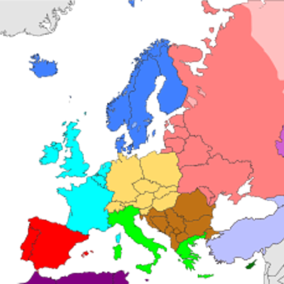 AP European History 2021/2022 timeline