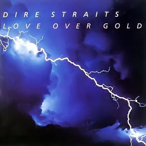 Quart dicc: Love Over gold