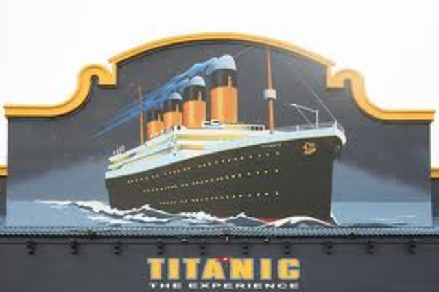 Titanic Movie Comes Out