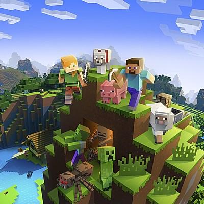 Minecraft timeline