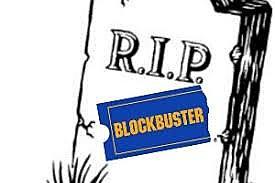 Fin de blockbuster