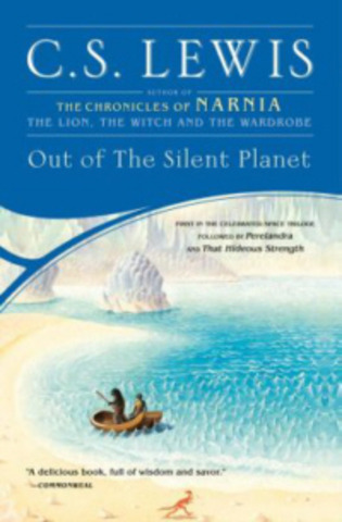 Out of Silent Planet is published