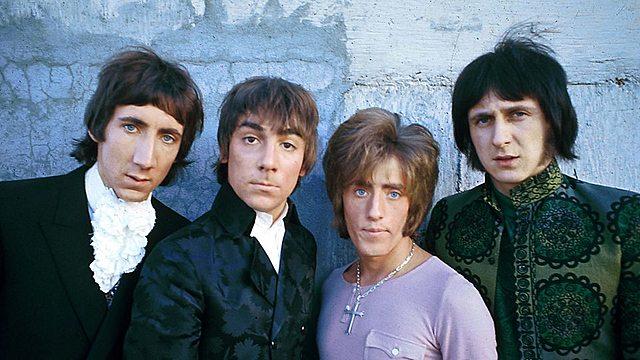 The Who (creado en 1962 en Londres por Keith Moon, Roger Daltrey, Pete Townshend)
