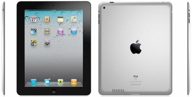 The IPad is Here!