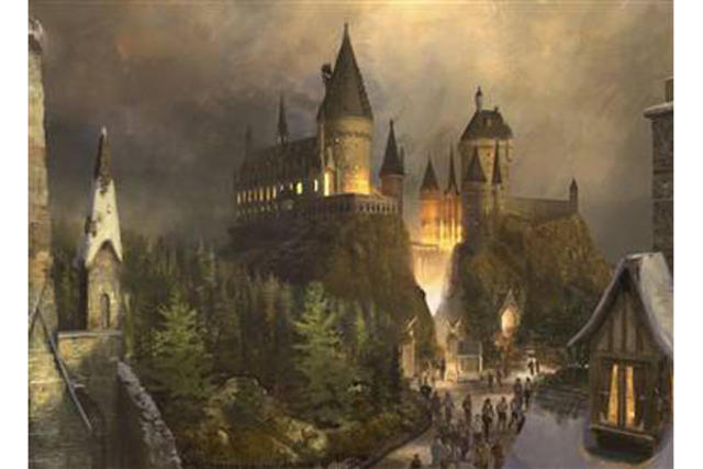 The Land of Harry Potter....