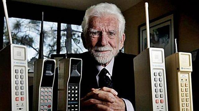 Creación del Primer Radio Teléfono