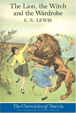 The Lion, the Witch, and the Wardrobe published