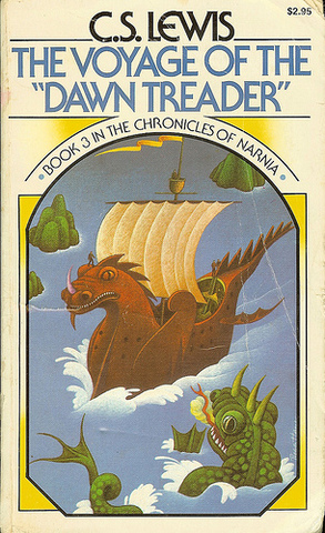 The Voyage of the 'Dawn Treader published